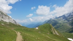 Day 2: Tour du Mont Blanc