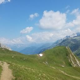Day 2: Tour du Mont Blanc