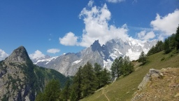 Day 5: Tour du Mont Blanc