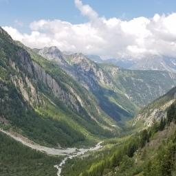 Day 8: Tour du Mont Blanc