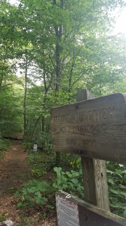 Long Trail, day 12