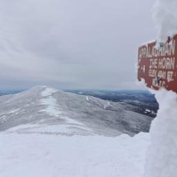 Winter 67: Saddleback & The Horn