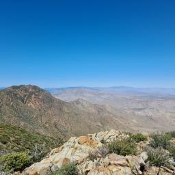 PCT: Campo to Cajon Pass, Day 2